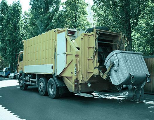 Waste Management Fleet Solutions