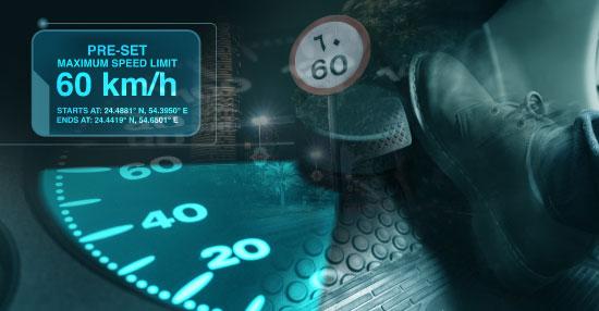 FMS Tech Multiple Speed Limiter