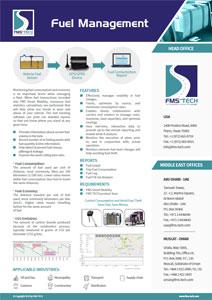 Download FMS Tech Fuel Management System Data Sheet