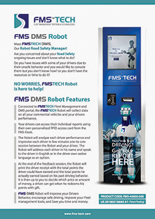 Download FMS Tech FMS DMS Robot Data Sheet