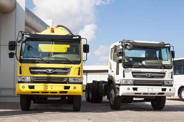 FMS Tech launches Eagle Eye in GCC, the world's first 'black box' for trucks